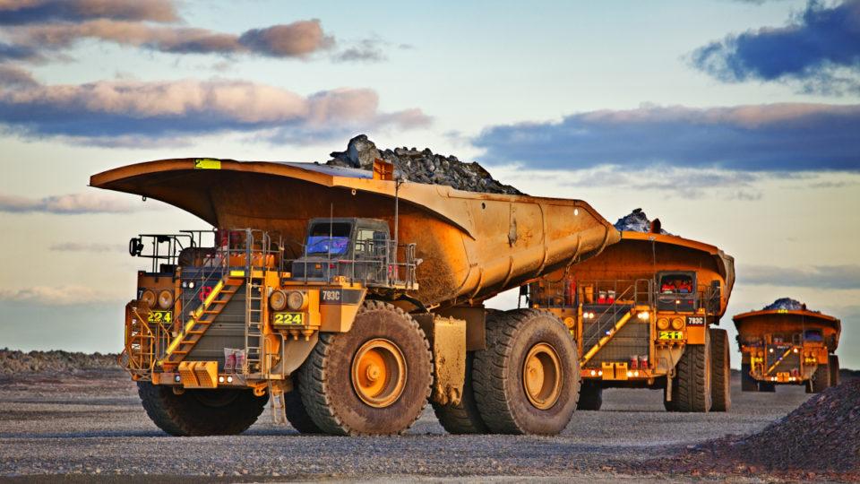 Mining Lithium