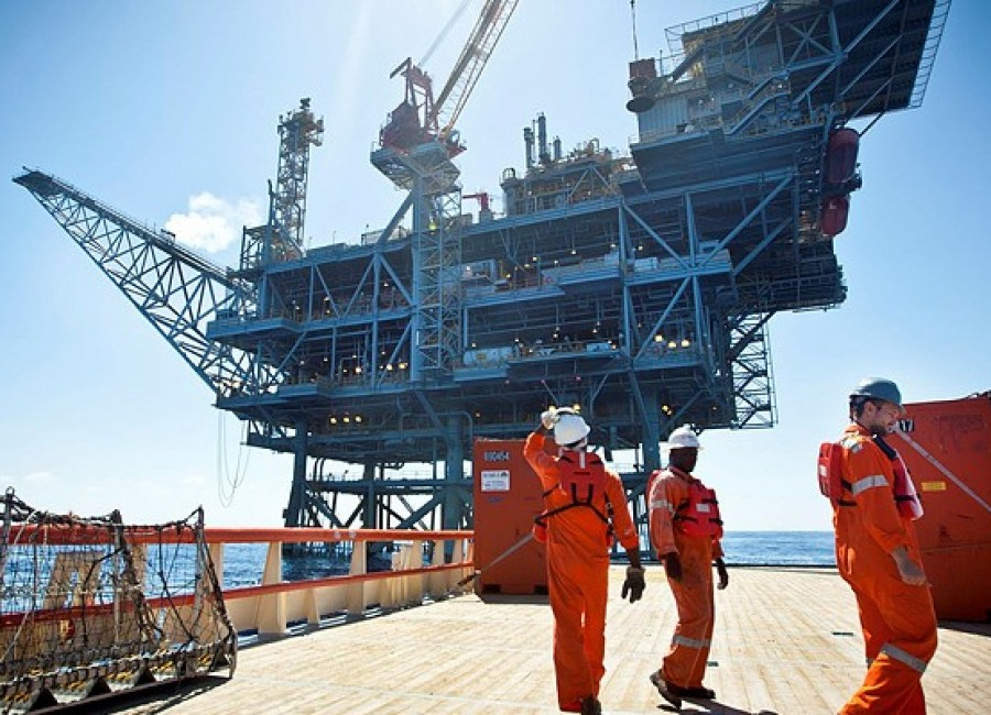 Norway-Offshore-rig