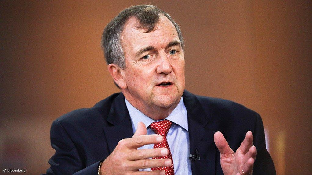 Barrick Gold CEO